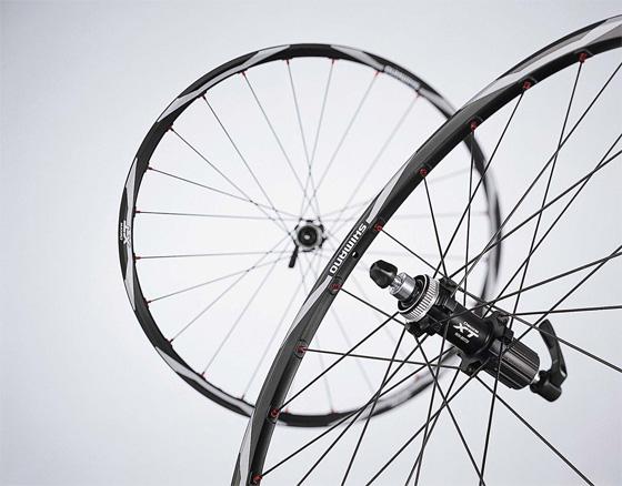 Recensione ruote Shimano XT WH-M775