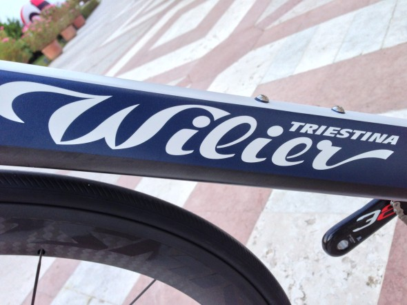 Anteprima gamma Wilier 2014 cento1 AIR SR