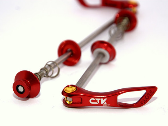 Test: Sganci CTK light