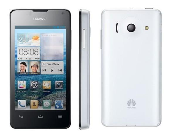 Recensione Huawei Ascend Y300