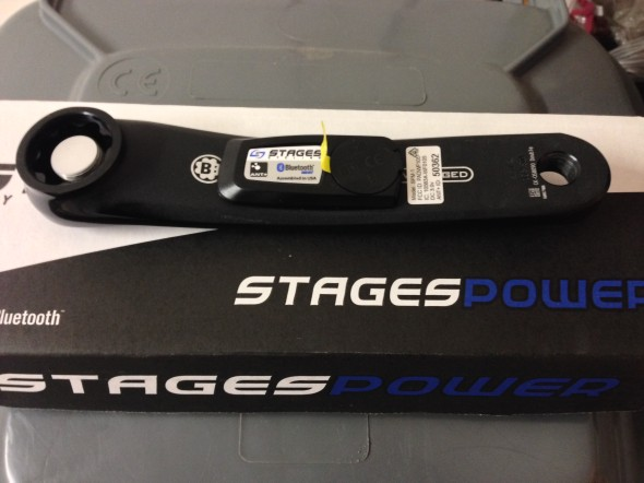 Stages Power Meter: prova e recensione