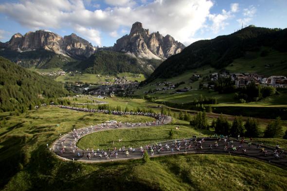 Anche alla Maratona dles Dolomites senza glutine