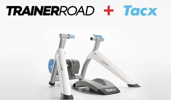 Aggiornamento firmware rulli TACX Vortex Smart