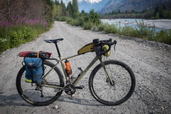 trek 920 borse cicloturismo