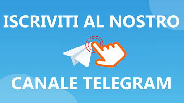 CANALE TELEGRAM ALEXDELLI