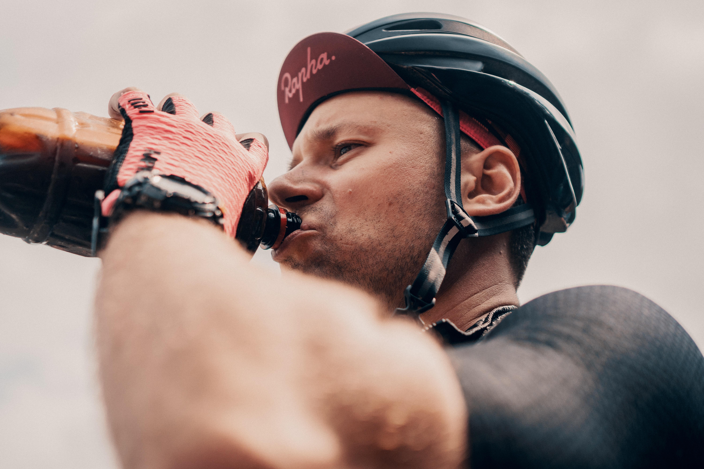 lalimentazione di un ciclista